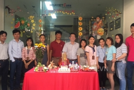 NHAVIETCONS TO CELEBRATE CONSTRUCTION'S DAY 2018