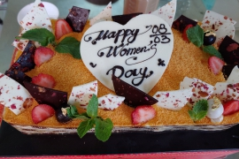 HAPPY WOMEN'S DAY 08.03