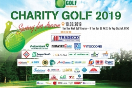 Long Hau IP organizing 1st Golf Tournament in 2019