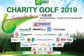 NHAVIET-Cons nhà tài trợ vàng giải Golf lần thứ Nhất do Công ty CP Long Hậu (LHC) tổ chức