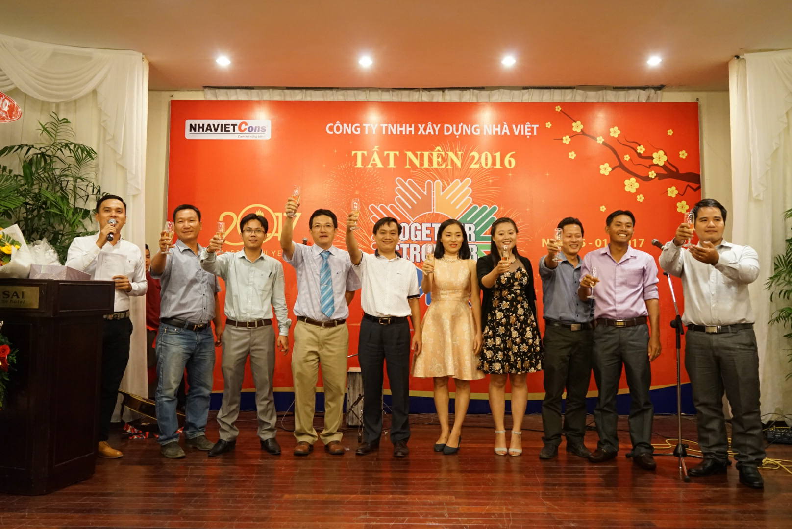 Nha Viet Year End Party 2016 - 05.01.2017