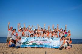 Nhaviet company trip in 2017