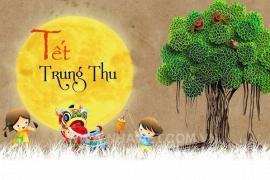 THƯ CHÚC MỪNG TẾT TRUNG THU 2017