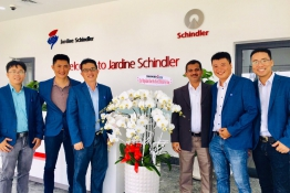 Handover Ceremony Schindler Việt Nam