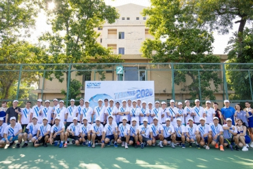 LYSAGHT THERE IS NO EQUIVALENT – TENNIS TOURNAMENT 2020