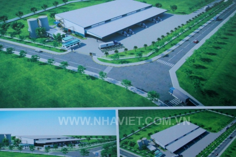 WAREHOUSE AND ASSOCIATED CAI LAN OILS AND FATS INDUSTRIES COMPANY