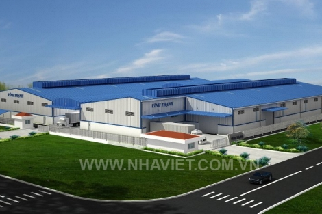Vinh Thanh Fertilizer Packaging Factory