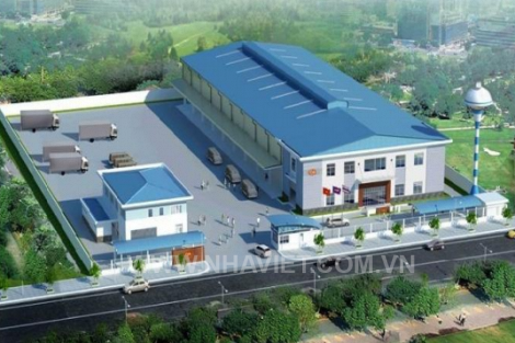 RCK Binh Duong Factory (Phase 1 & Phase 2)
